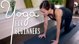 Home Yoga Routine by Yoga For Complete Beginners 20 Minute Home Yoga Workout Youtube