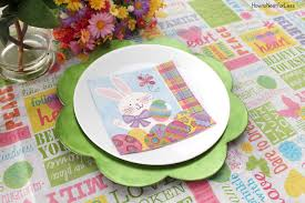 Easter Table Setting 10 Easter Table Setting Ideas On A Budget How To Nest For Less