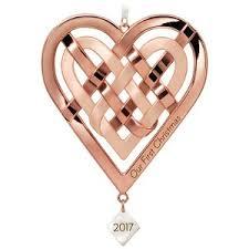 2017 our together hallmark keepsake ornament