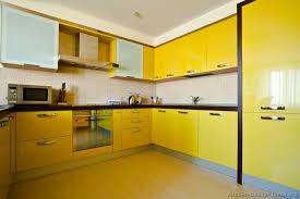 Yellow Kitchen Cabinet Kitchen Idea Of The Day Modern Yellow Kitchens Yellow Kitchens