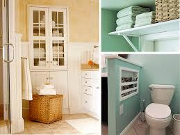 clever bathroom ideas bathroom storage ideas