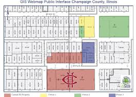 Map Of Central Illinois by Unit 4 Board Secures Options On Sites Near Central High