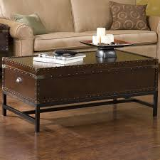 storage trunk coffee table stunning storage trunk coffee table ideas and design pertaining to