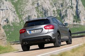 crossover mercedes 2015 mercedes gla class review automobile magazine