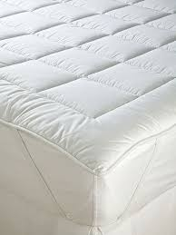 luxury mattress pads luxury bedding italian bed linens