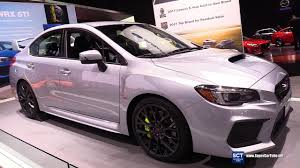 subaru impreza wrx 2017 interior 2018 subaru wrx sti exterior and interior walkaround 2017 new