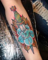 dagger tattoos tattoo insider