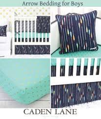 Mini Crib Bedding For Boy Arrow Crib Bedding Fitted Crib Sheet Mini Crib Sheet