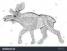 100 elk coloring page 82 best possum magic images on pinterest