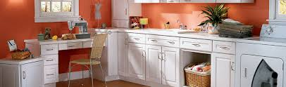 Kraftmaid Laundry Room Cabinets Laundry Room Cabinets Kb Kitchen And Bath Concepts