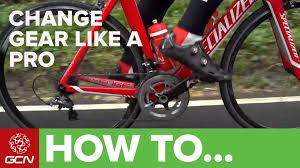 bike gear how to change gear like a pro youtube