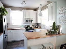 white cabinets with butcher block countertops white cabinets and butcher block countertops in a small kitchen
