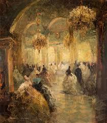 opera ball ludwig gschossmann 20th century art history