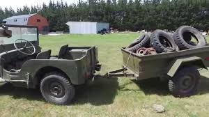 jeep crate 42 willys jeep for sale youtube