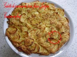 galette de pommes de terre cuisson au four façon jaclyne gratin