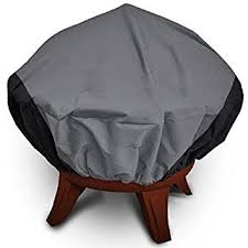 Outdoor Firepit Cover Patio Pit Outdoor Cover 44 Diameter