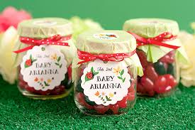 ladybug baby shower favors 5 baby shower favor ideas gift favor ideas from evermine