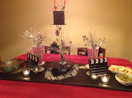interior design new decorations for hollywood themed party decor