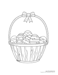 100 ideas easter basket pictures to print on emergingartspdx com