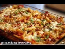 Dinner Easy Ideas Quick Dinner Recipes Quick Dinner Recipes Vegetarian Youtube