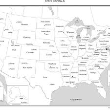 map of states and capitals in usa usa map abbreviations map of usa