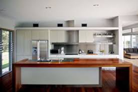 kitchens with island benches australian kitchen design