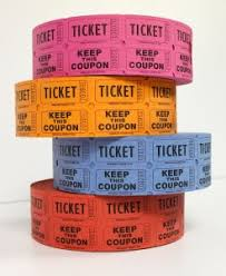 raffle tickets event raffle tickets paper pro inc
