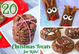 Christmas Treats 20 Christmas Treats For Kids The Imagination Tree