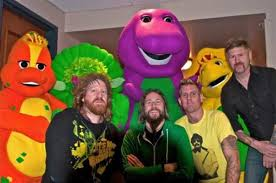 picture mastodon barney friends rebrn
