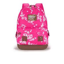 Montana travel backpacks for women images Superdry women 39 s hampton montana backpack pink white clothing jpg