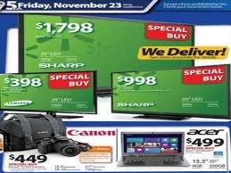 walmart black friday 2012 arriving earlier ad deals sales on