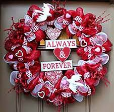 valentines wreaths 3 easy inexpensive beautiful s wreaths woman yes