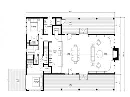 modern farmhouse floor plan country plans lrg 297f0247941
