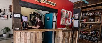 Small Fire Station Floor Plans Firehouse Lounge U0026 Hostel Austin United States