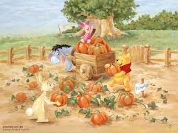 disney thanksgiving backgrounds disney winnie the pooh wallpapers group 68