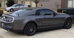mustang side window louvers for 2010 2013 models cervinis