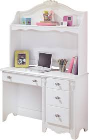 Girls White Desk With Hutch by Rooms To Go Computer Desk Best Home Furniture Decoration