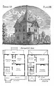 victorian queen anne house plans bedroom bungalow floor plan