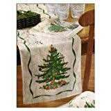 spode tree runner 14 x 90 table runners