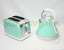 Green Kettles And Toasters Green Toaster Ebay