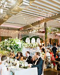Wedding Venues In Dc A Garden Inspired D C Wedding With An Urban Marketplace Reception