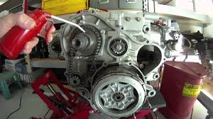 honda gl1000 starter clutch repair details by randakk youtube