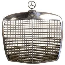 mercedes grill mercedes grill for sale at 1stdibs