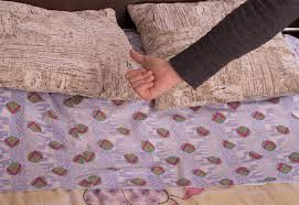 Correct Way To Make A Bed by How To Make Up A Double Bed 9 Steps With Pictures Wikihow