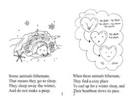 hibernation activities worksheets printables and lesson plans