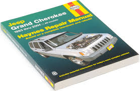 haynes manuals 50025 haynes manual for 93 04 jeep grand cherokee