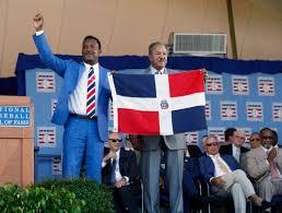 Flag Of The Dominican Republic Johnson Martinez Smoltz Biggio Enter Hall Of Fame The Baylor