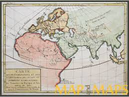 Map Of Europe And Asia by Continents Europe Africa Asia Old Map Carte Des Transmigrations