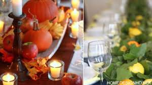 how to decorate a thanksgiving dinner table 20 thanksgiving table decoration ideas beautiful fruit