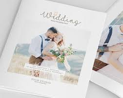 Wedding Magazine Template Wedding Photography Magazine Template Pricing Guide Template